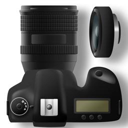 DSLR Lens Kit RAW & Dual-lens