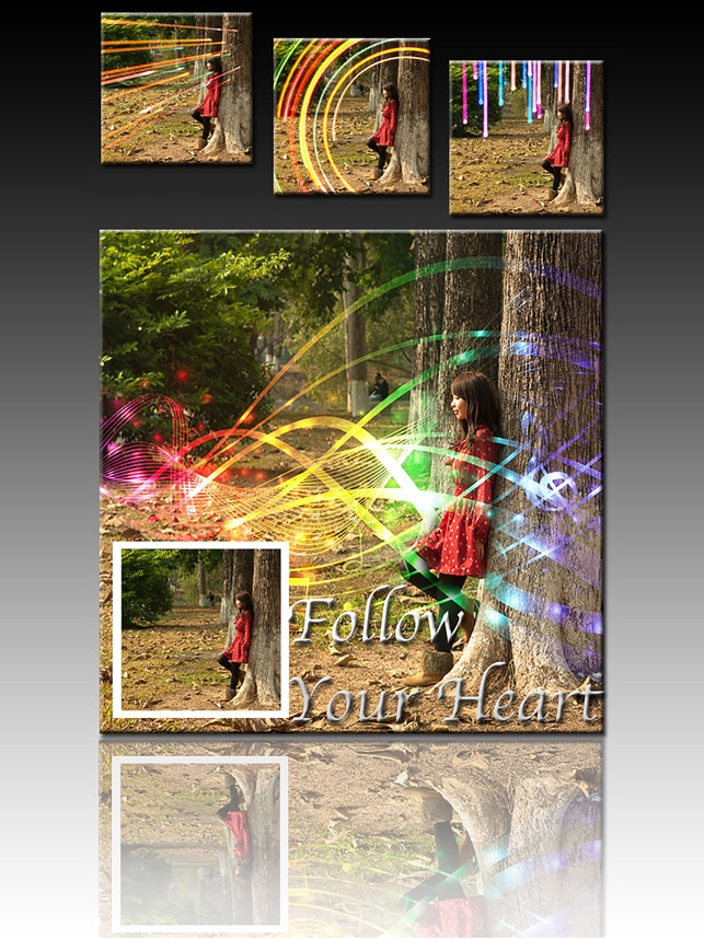 PhotoJus Light FX Pro Screenshot