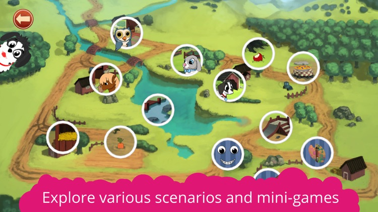 Peppy Pals Farm - Lite screenshot-4