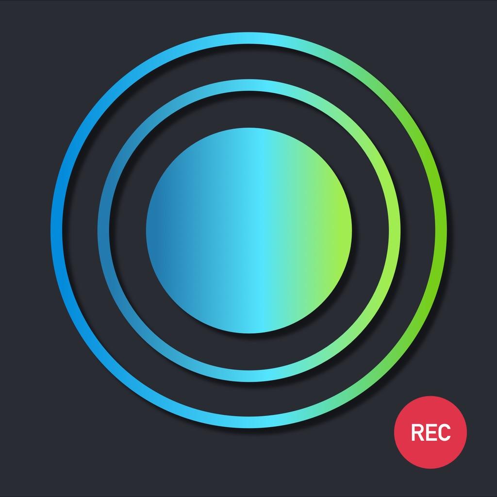 DJ Record Screen Music & Voice