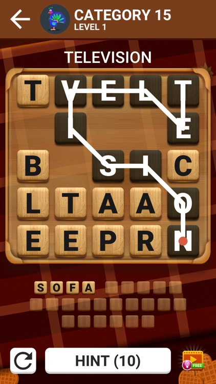 word connect : word search screenshot-3