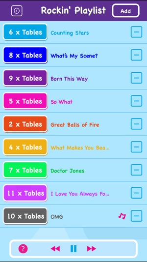 Maths Rockx: Times Tables! on the App Store