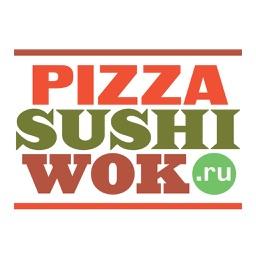 ПиццаСушиВок - доставка еды