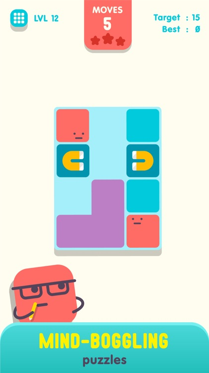 Block Buddies - Puzzle Slider