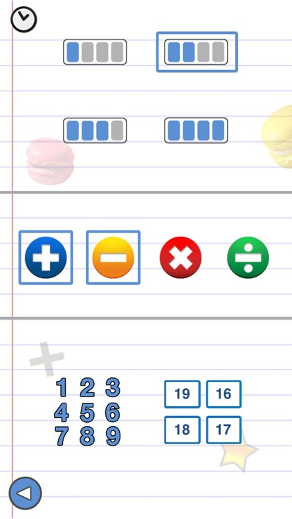 AB Math - fun games for kids: times tables
