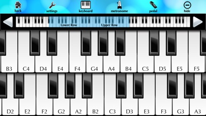 Piano with Songs Screenshot