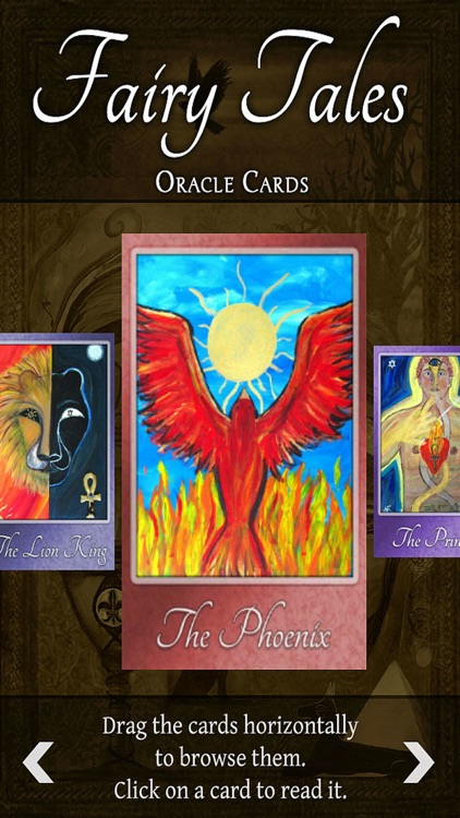 Fairy Tales Oracle Cards screenshot-3