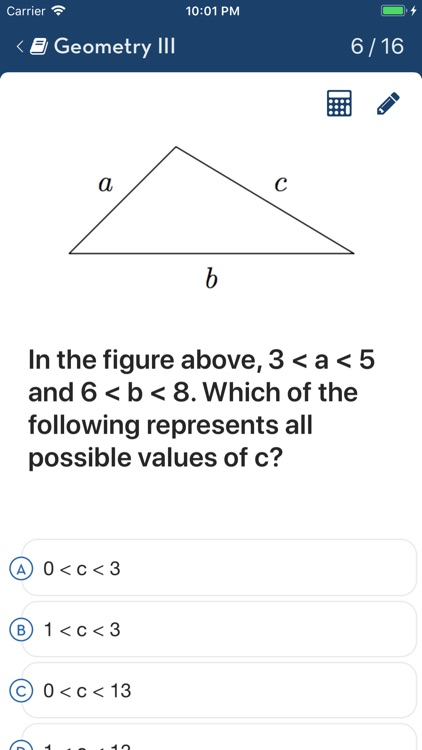 SAT Math: Practice Questions screenshot-4