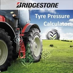 Bridgestone Tyre Pressure Calculator