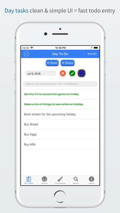 My Day To-Do - Smart Task List Screenshots