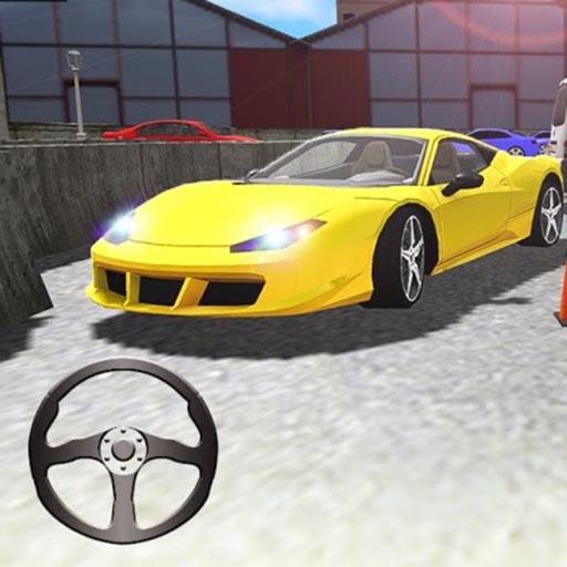 Amazing Parking City iOS App
