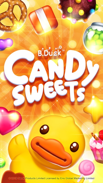 B.Duck : CANDY SWEETS