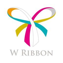 W Ribbon By Nissho Pro K K