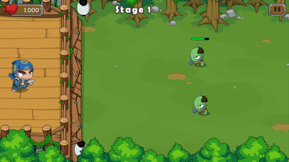 Super Ninja TD screenshot 5