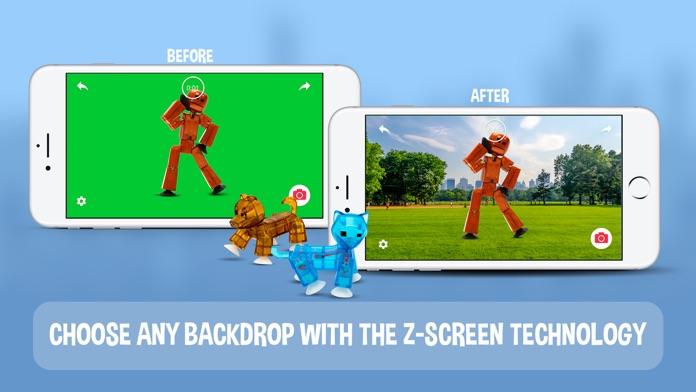 StikBot Studio Screenshot