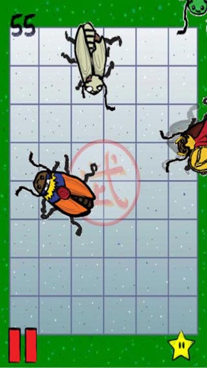 Cartoon Roach - Fun Ninja Game