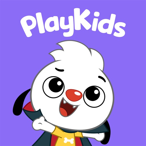 PlayKids - Cartoons for kids application logo