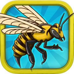 Angry Bee Evolution - Clicker