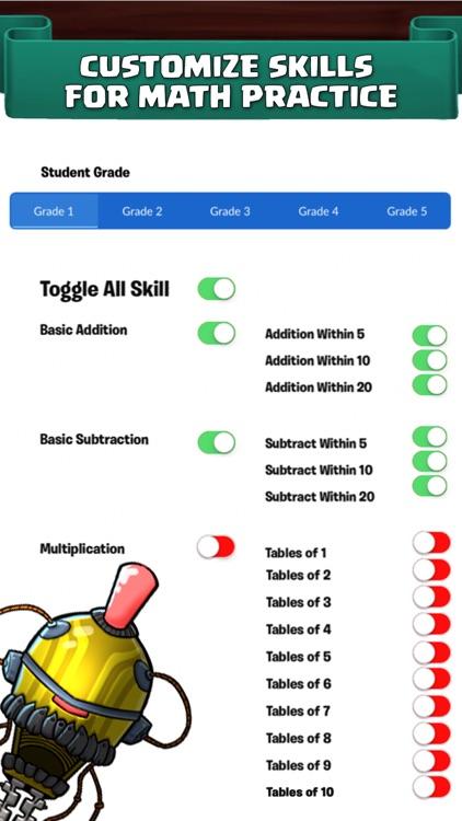Monster Math. Kids Fun Games screenshot-3