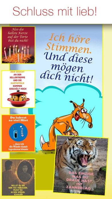 App Shopper Freche Sprüche Spruchbilder Books