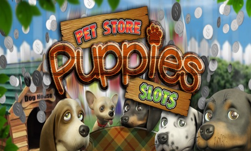Pet Store Puppies Slots TV