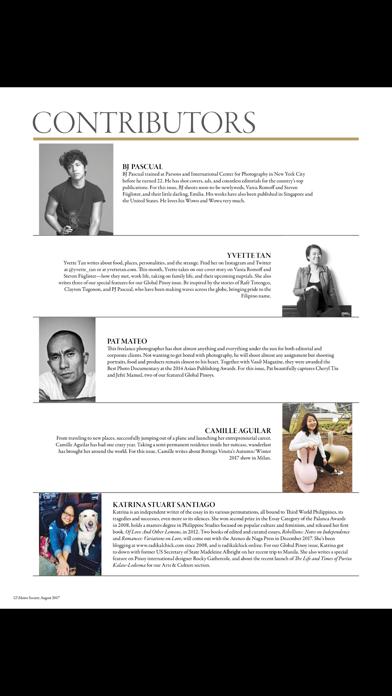 Metro Society Magazine screenshot 4