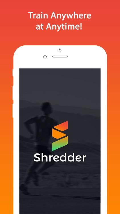 Shredder - HIIT Interval Timer screenshot-4