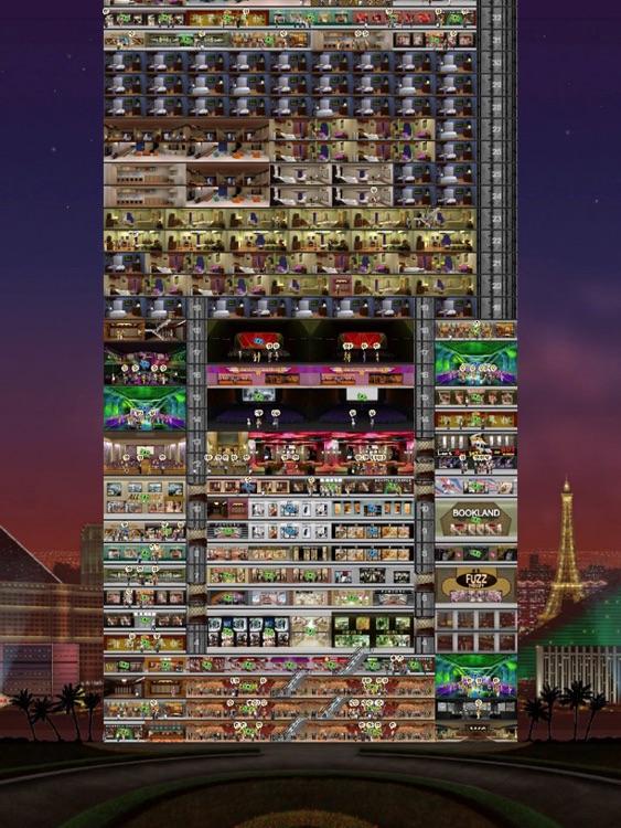 VegasTowers HD screenshot-3
