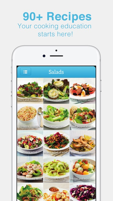 Screenshot for Cooking Step by Step - TK Photo Cookbook in Azerbaijan App Store