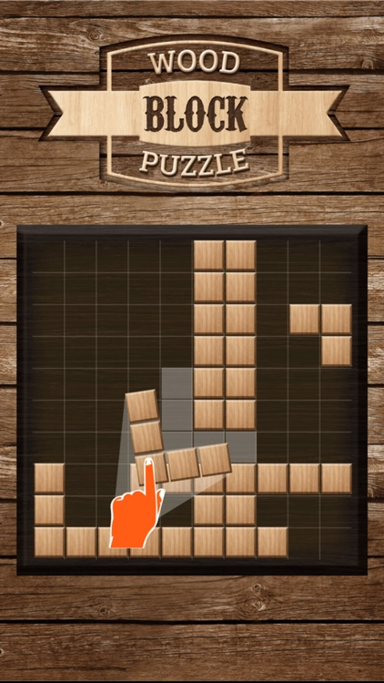 Wood Block Puzzle Westerly screenshot-0