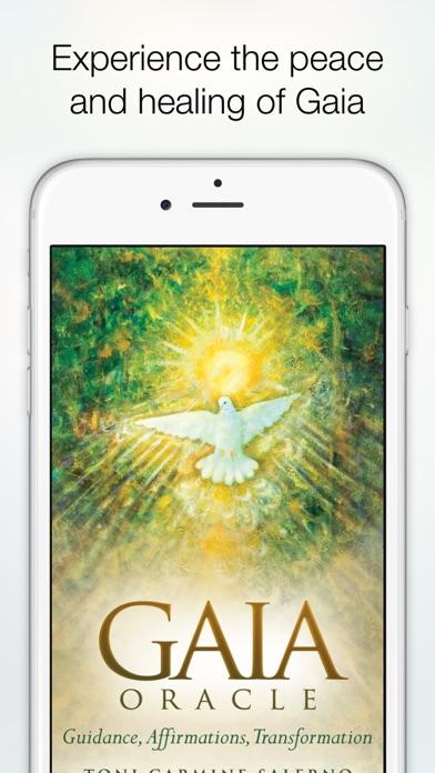 Gaia Oracle - Toni C. Salerno screenshot 1