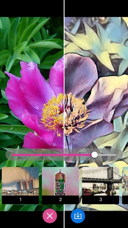 Watercolor Effect Oil Painting screenshot-3