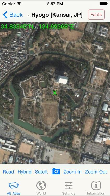 mapQWIK AE - Asia-East Zoomable Atlas screenshot-4