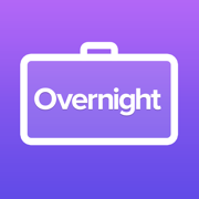 Overnight – Book homes with special friends rates.