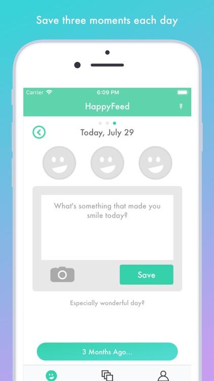 Happyfeed - Gratitude journal