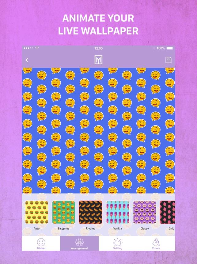 Wallpaper Maker- Make Monogram on the App Store
