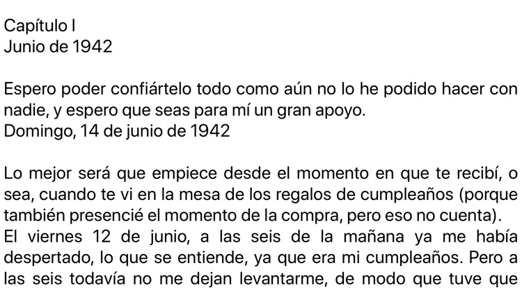 El diario de Ana Frank screenshot-3