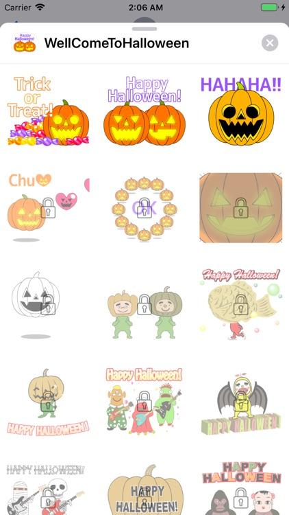 Well Come To Halloween screenshot-3