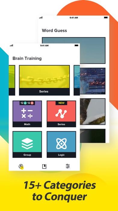 BrainHex Screenshot 3