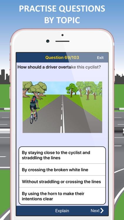 Driver Theory Test Ireland