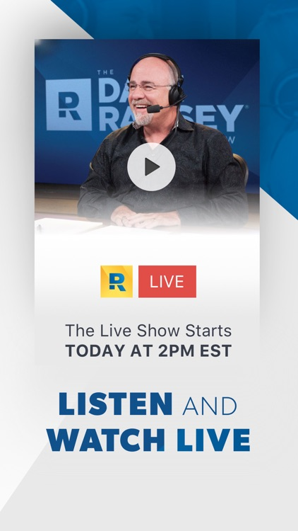 Dave Ramsey Show screenshot-0