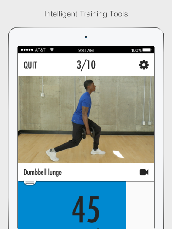 Abs & Core Workout Program-ipad-0