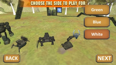 Robot War - Modern Battle Screenshot