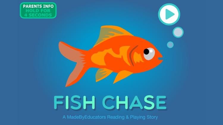 Fish chase interactive storybook