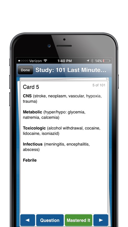 101 Last Minute Study Tips screenshot-3