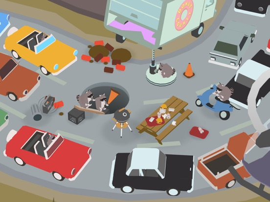 Donut County screenshot 8
