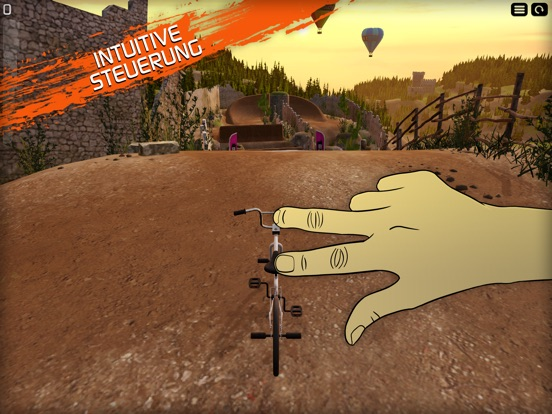 Screenshot 1 Touchgrind BMX 2