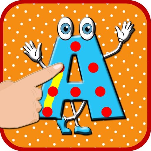 ABC Tracer - Alphabet flashcar iOS App