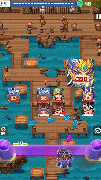 塔防·挂机三国 screenshot-4