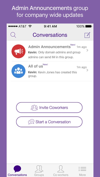 Office Chat: Secure Messaging For Businesses